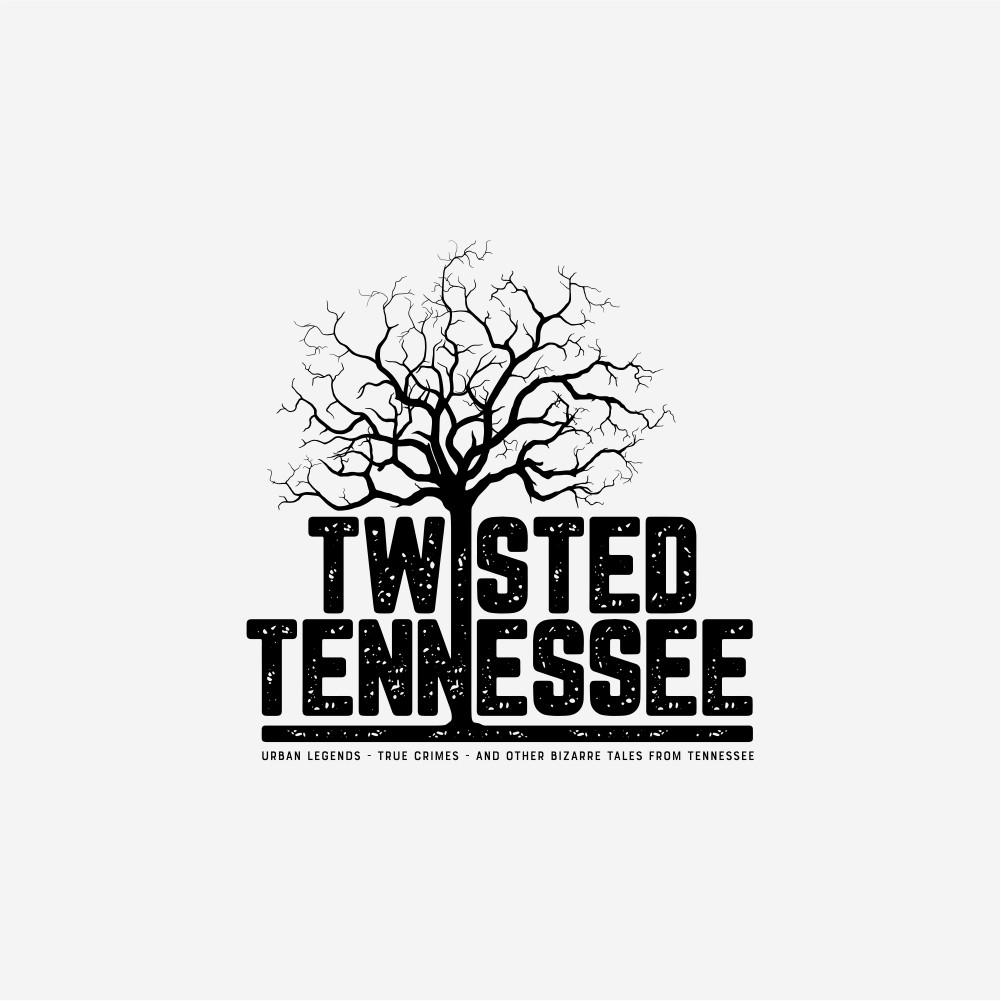 True Crime Podcast Logo Design