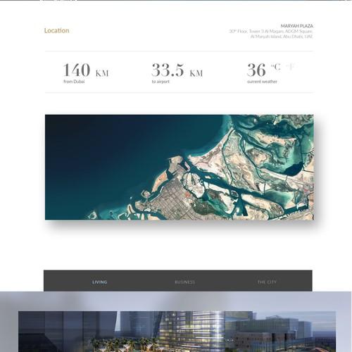 Maryah Plaza Website