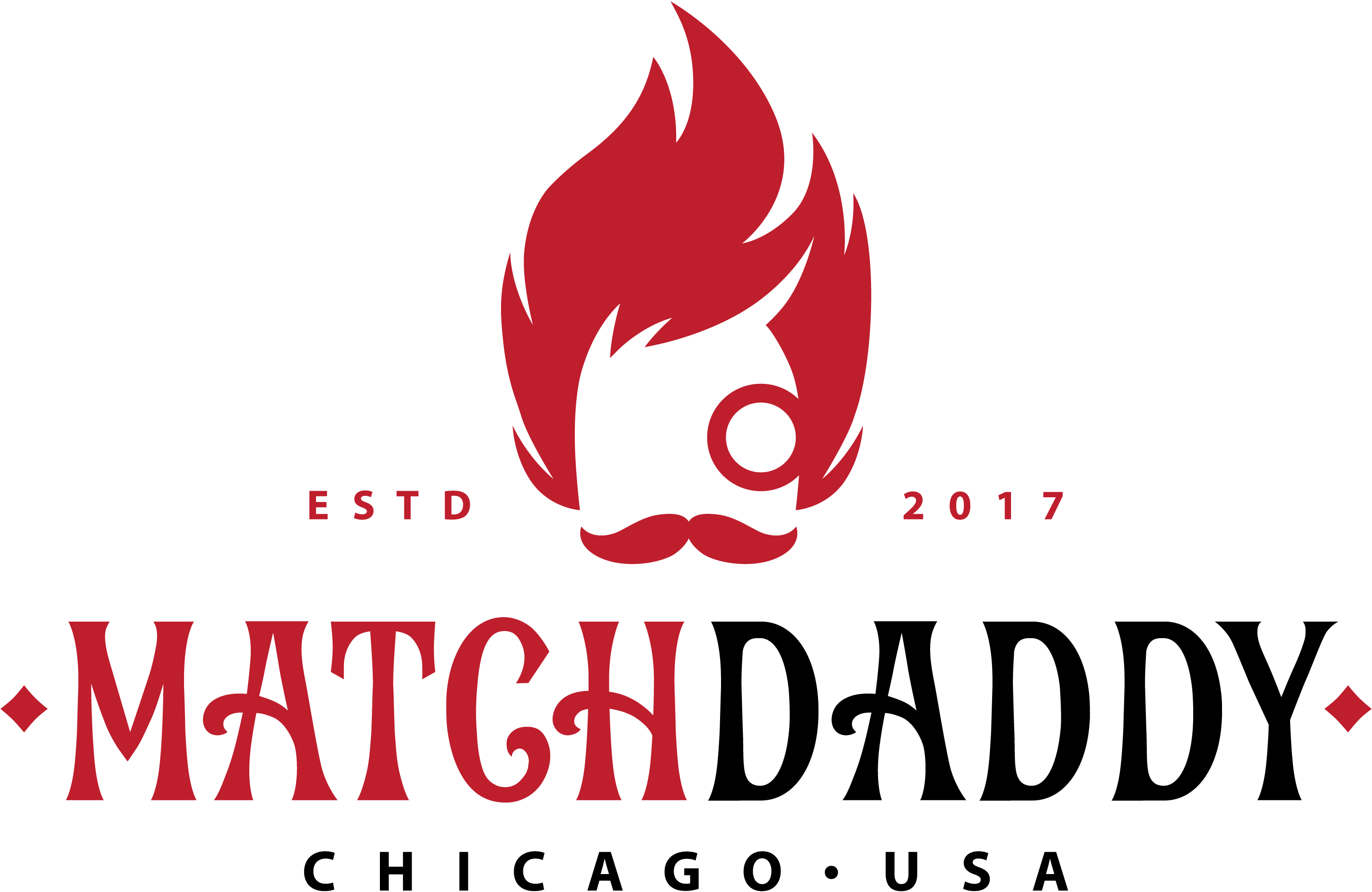 Set the world on fire! Need a clever logo for new custom match company.