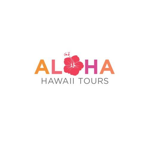 Aloha Hawaii Tours logo