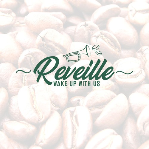 Logo proposal for a coffee place.