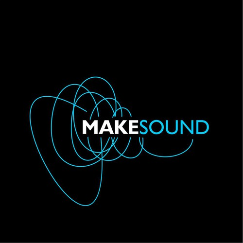 "Logo proposal for ""Make Sound"""