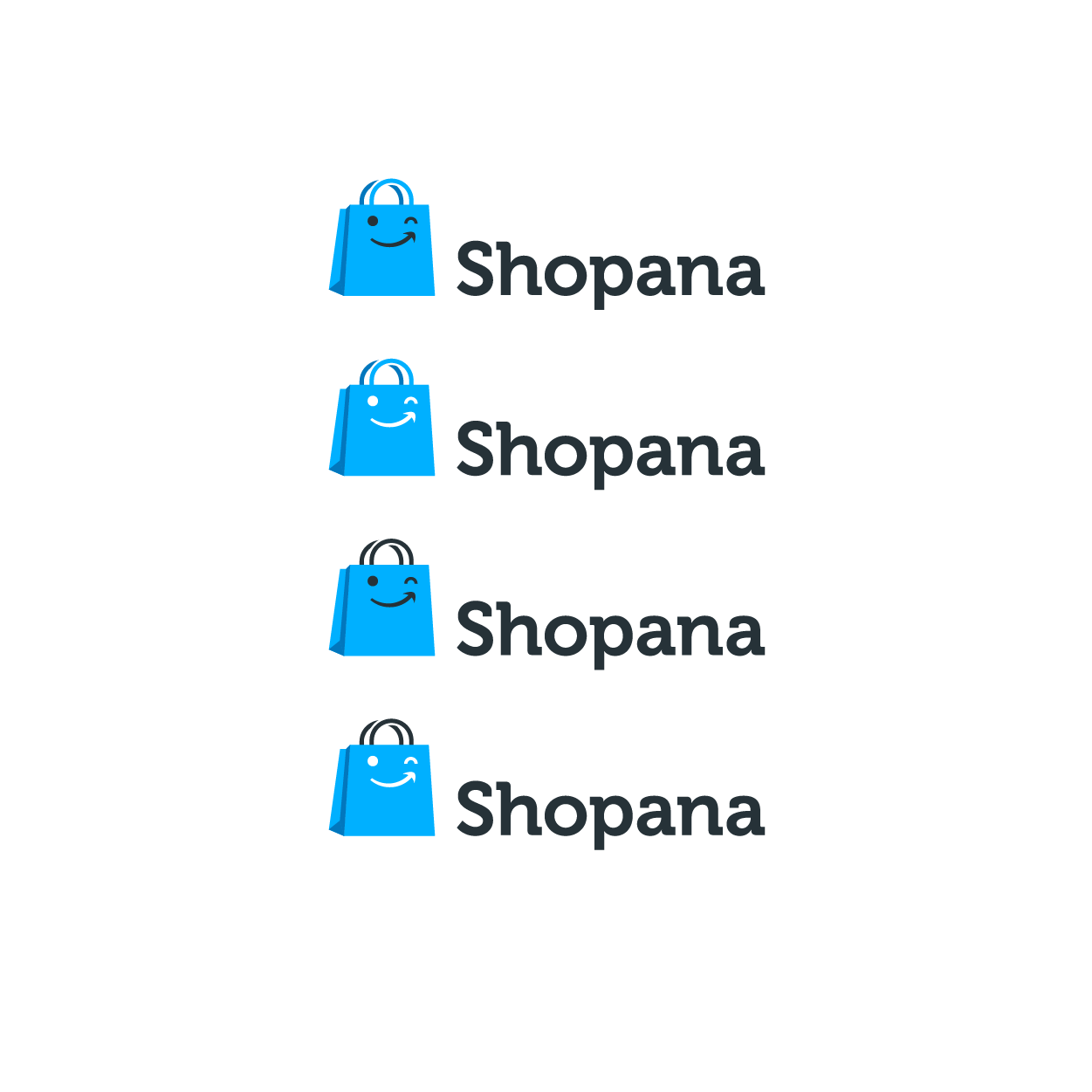 Shopana needs a CREATIVE MASTER Logo!!
