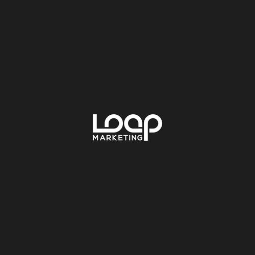 Mnimal Loop wordmark