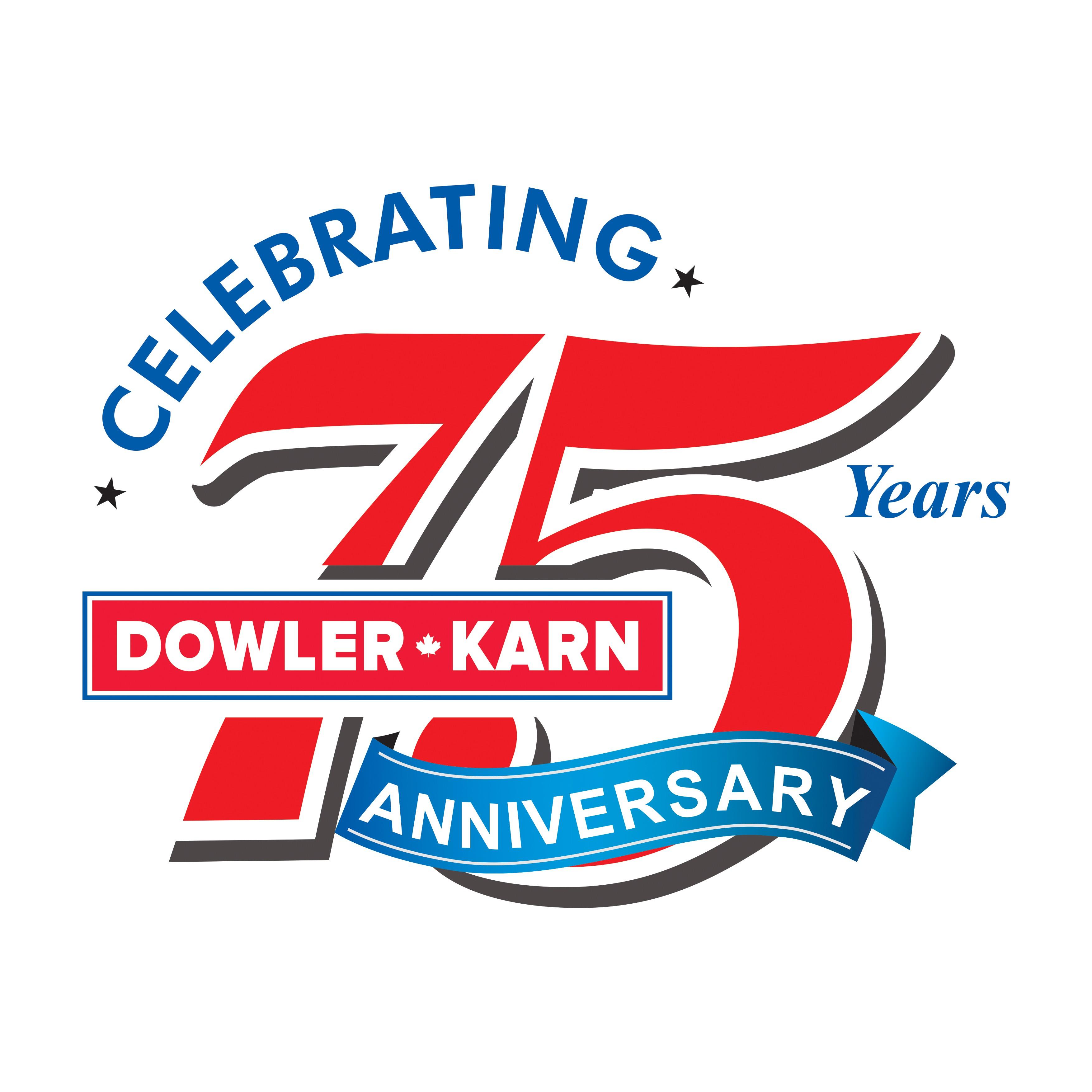 """Fuel Distributor requires a creative 75th Anniversary Logo"""