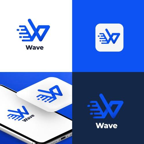 Wave Logo Concept