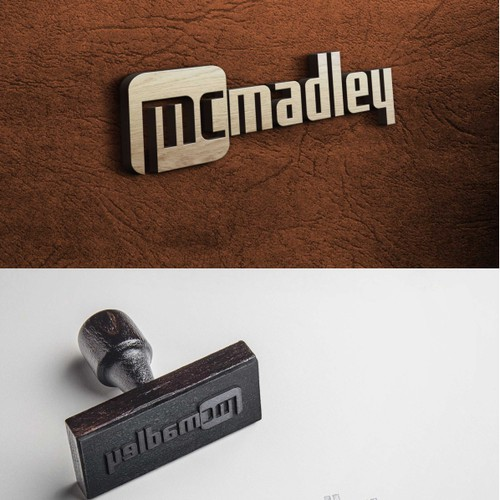 Rustic and Masculine Logo Design