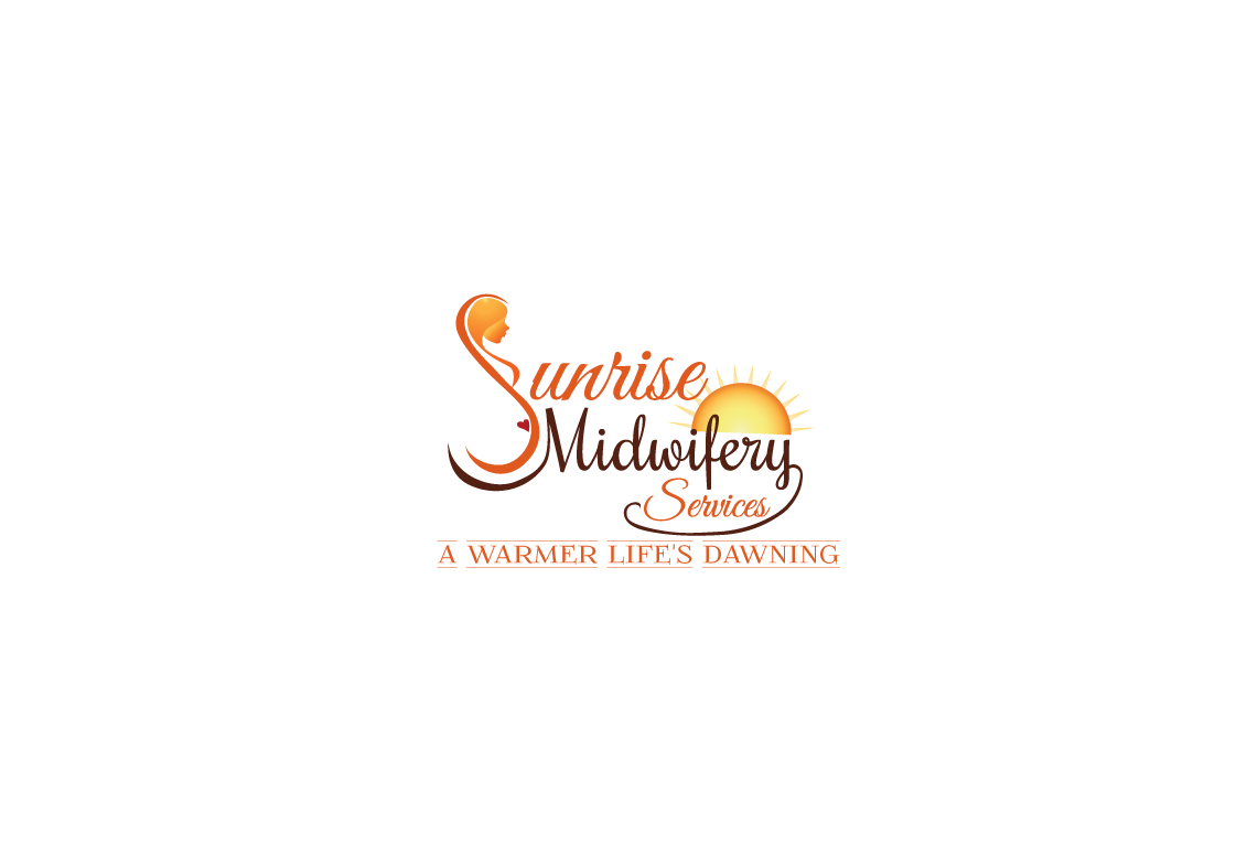 Help Sunrise Midwifery Services with a new logo