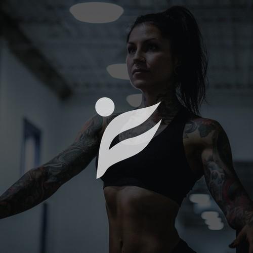 Logo for Women Fitness Club.