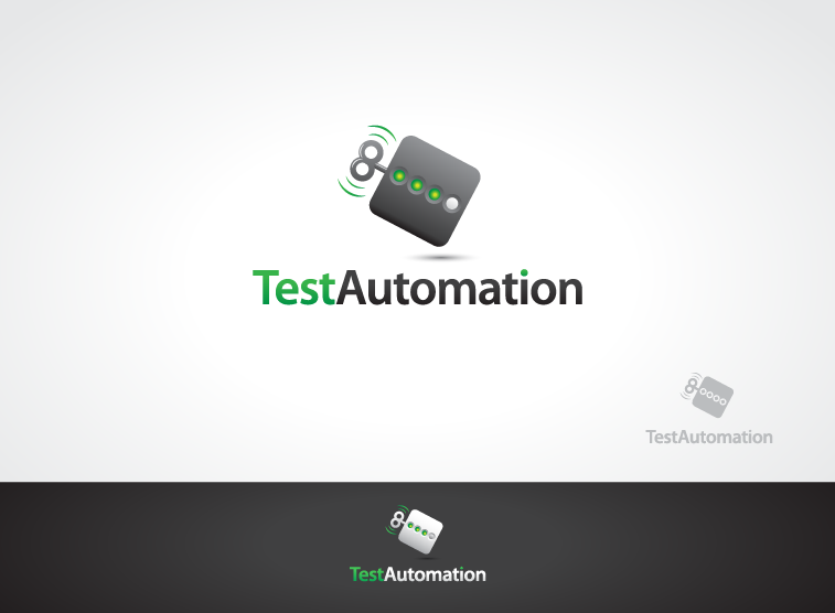 Create the next logo for Test Automation