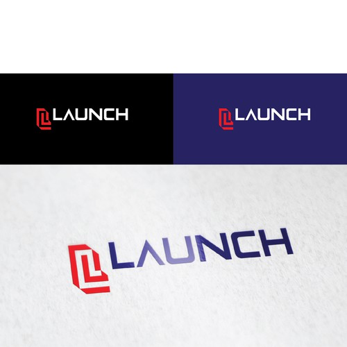 Launch financial group logo