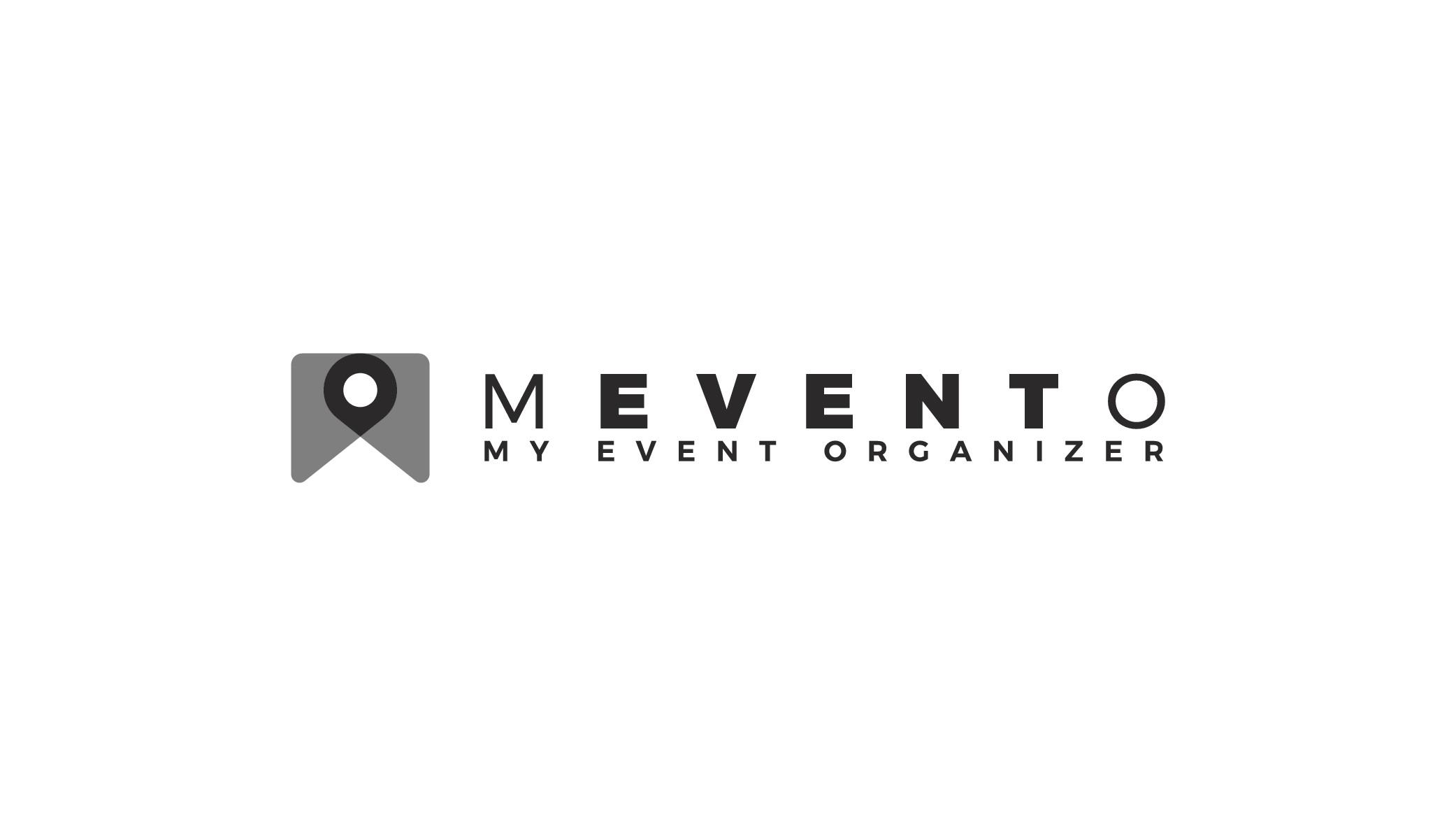 Website logo for event planning platform