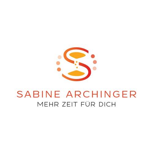 Final Logo for Sabine Archinger