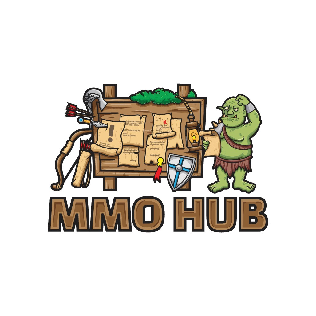 Design a signature logo for a MMO Gaming - Community Content - Website