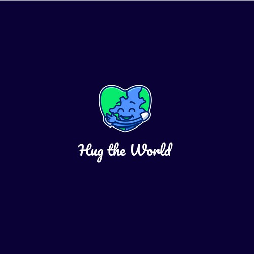hug the world