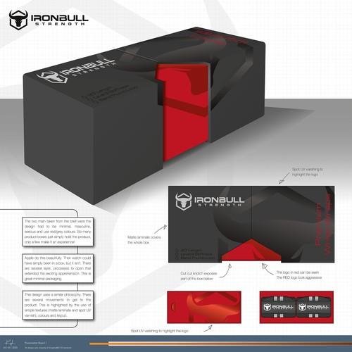 Iron bull packaging