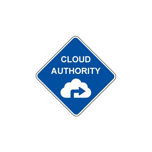 Create a unique logo for an innovative cloud company