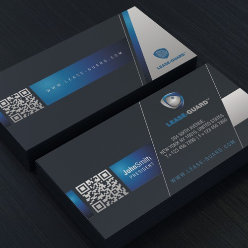 Create the brand logo, business card and letterhead for a new financial services product