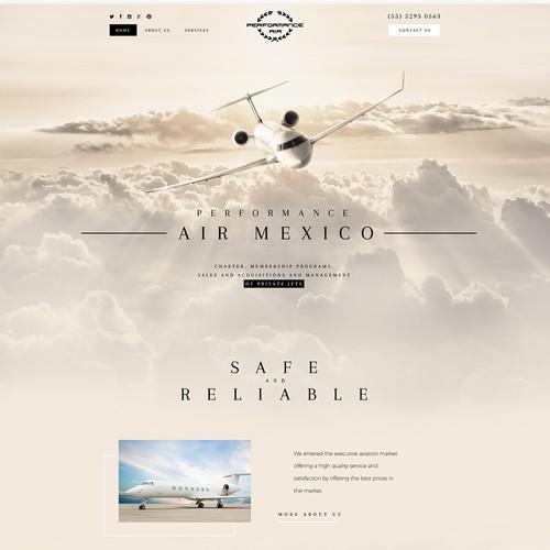 Performance Air Mexico