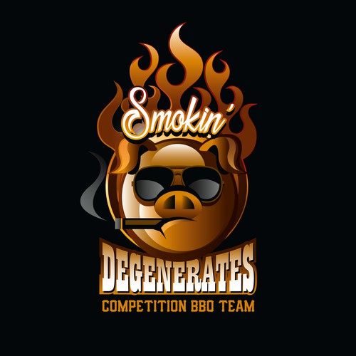 Smokin' Degenerates BBQ Team