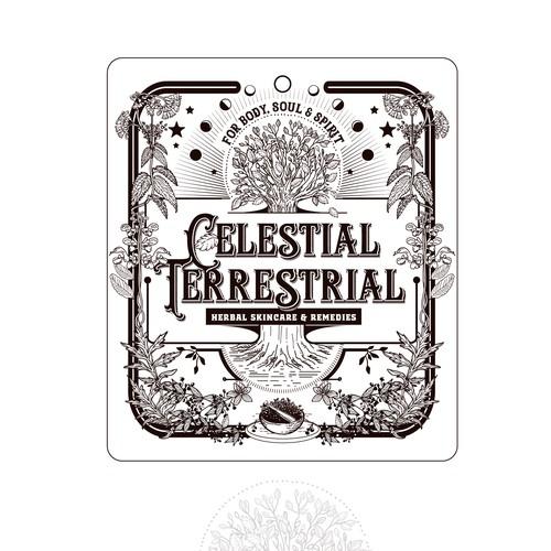 logo for Celestial terrestrial