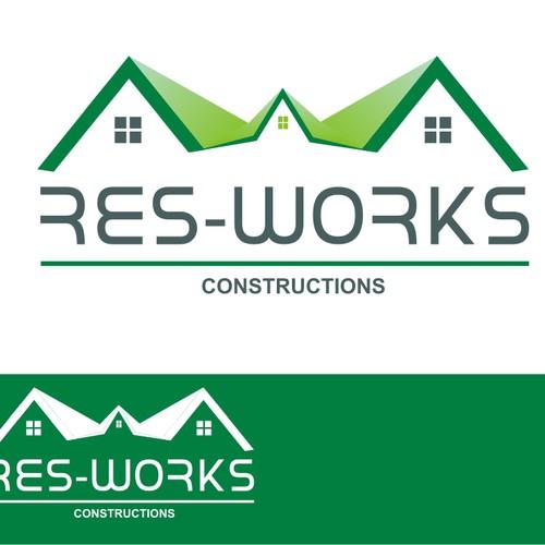 builder design logo for great homes