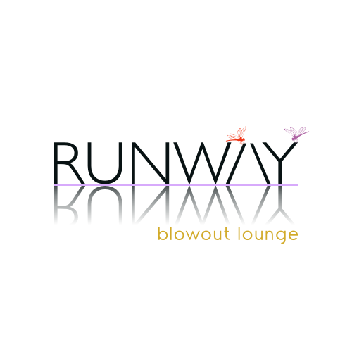 Logo for Sophisticated Blowdry Lounge RUNAWAY