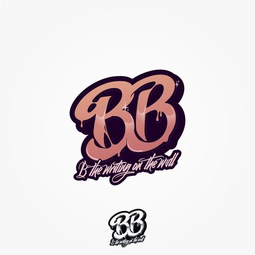 BB Lettering Graffiti Style