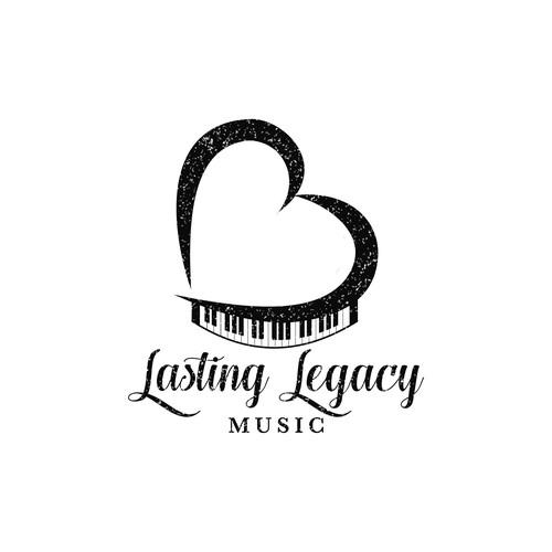 Lasting Legacy Music Logo