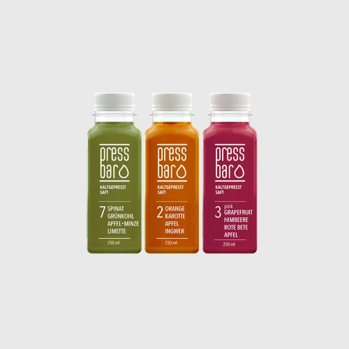 Design foк juice package