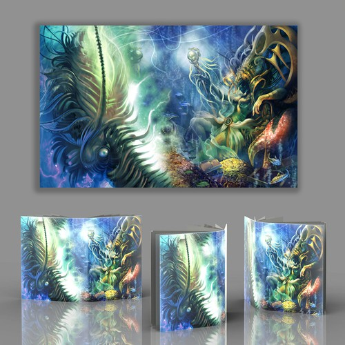 Sea Queen - Gamers Binder