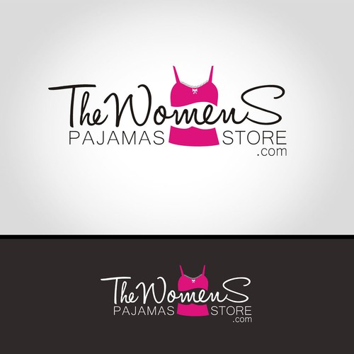 Logo for The Womens Pajamas Store