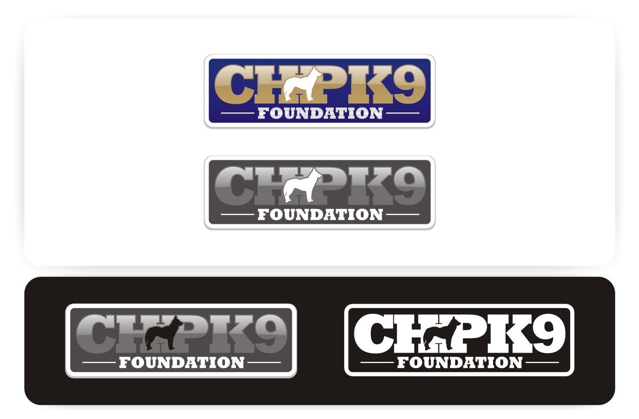CHPK9 FOUNDATION needs a new logo
