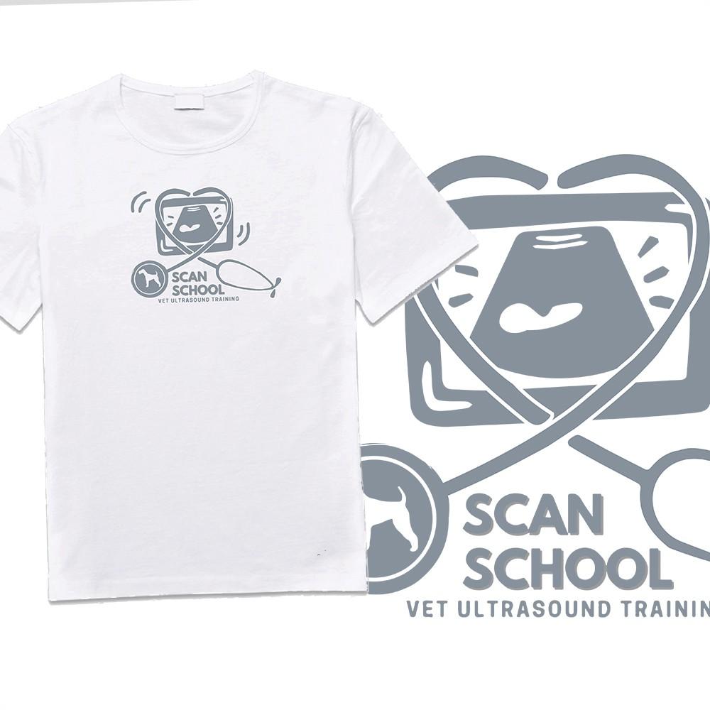 Vet Ultrasound T-Shirt Needed