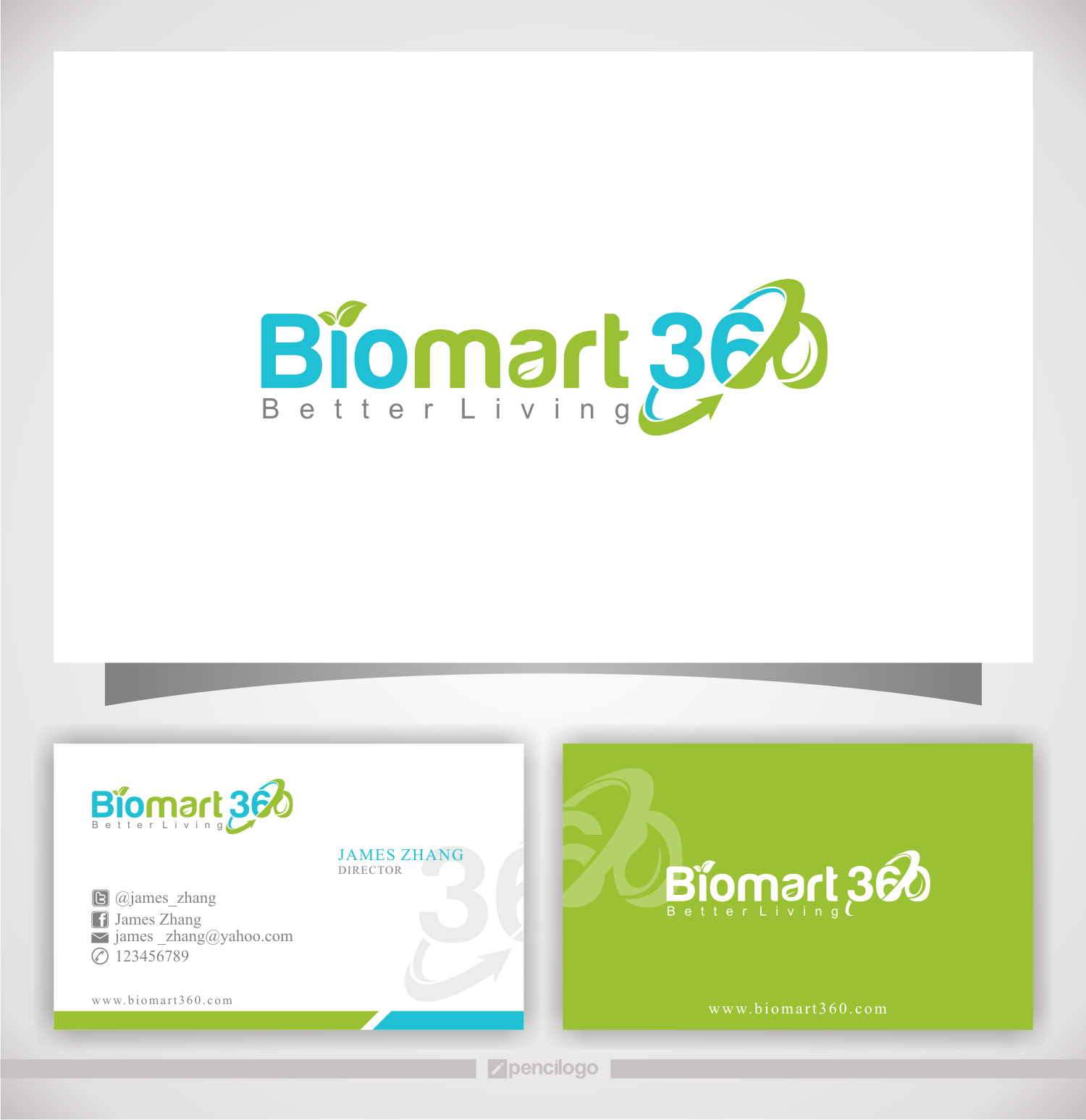 Help Biomart360 with a new logo