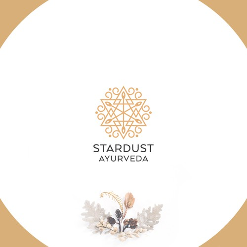 Creative logo for Stardust