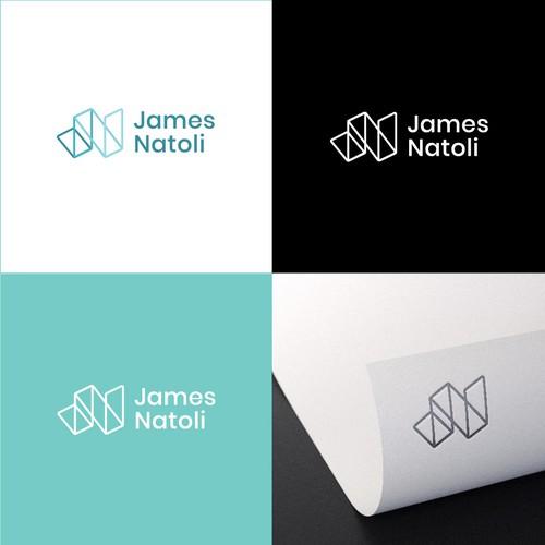 Logo concept for James Natoli