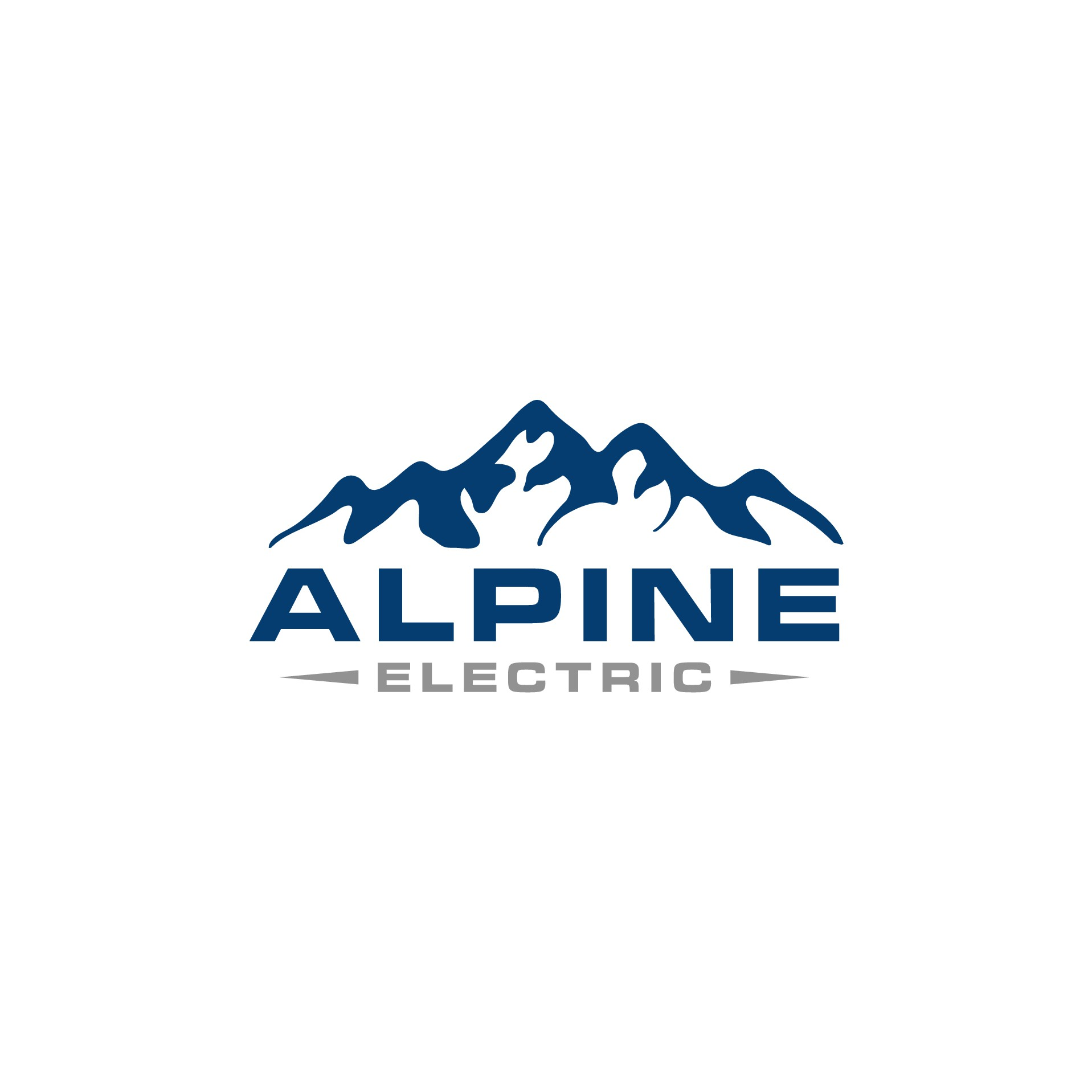 Electrical Company Logo Design