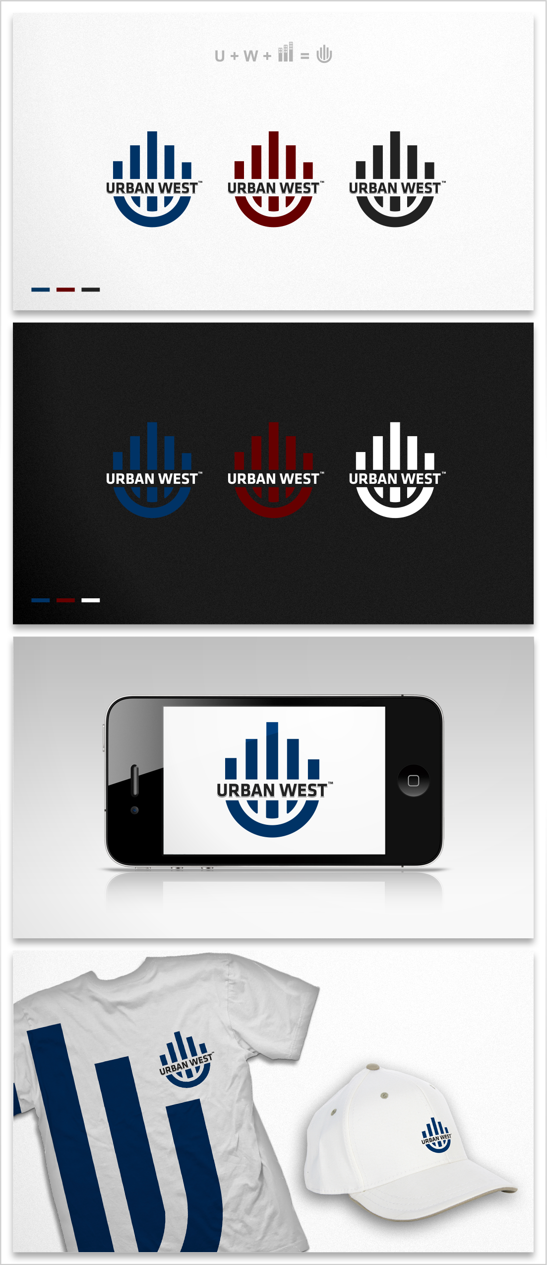 Urban West - Minimal, Clever Concept Mark Needed!