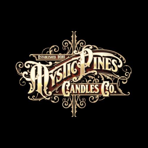 Mystic Pines - Logo