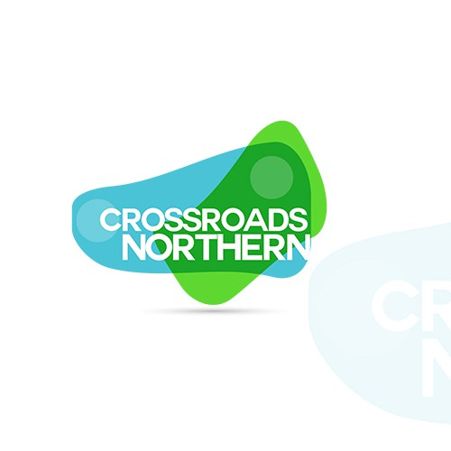 Crossroads Northern Logo Design