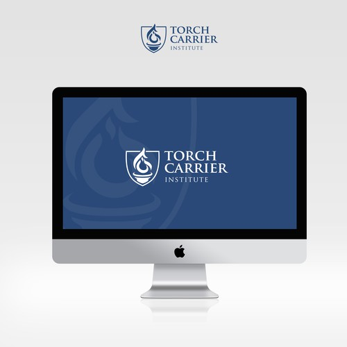 Logo Concept for Torch Carrier Institute
