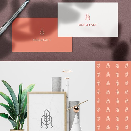 Modern Logo For Boho Fashion