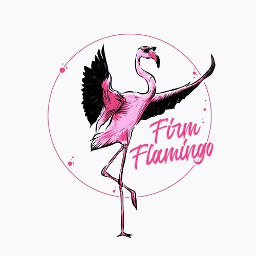 firm flamingo