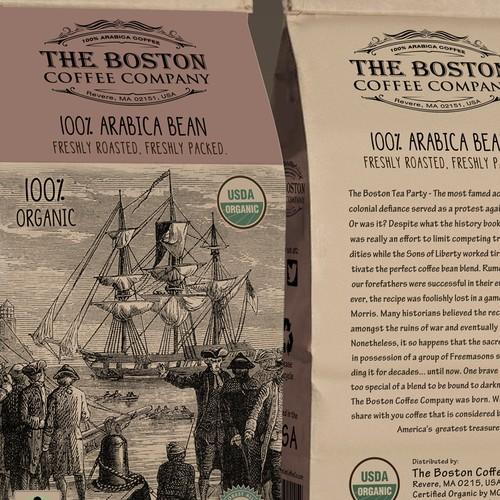 The Boston Coffee Company