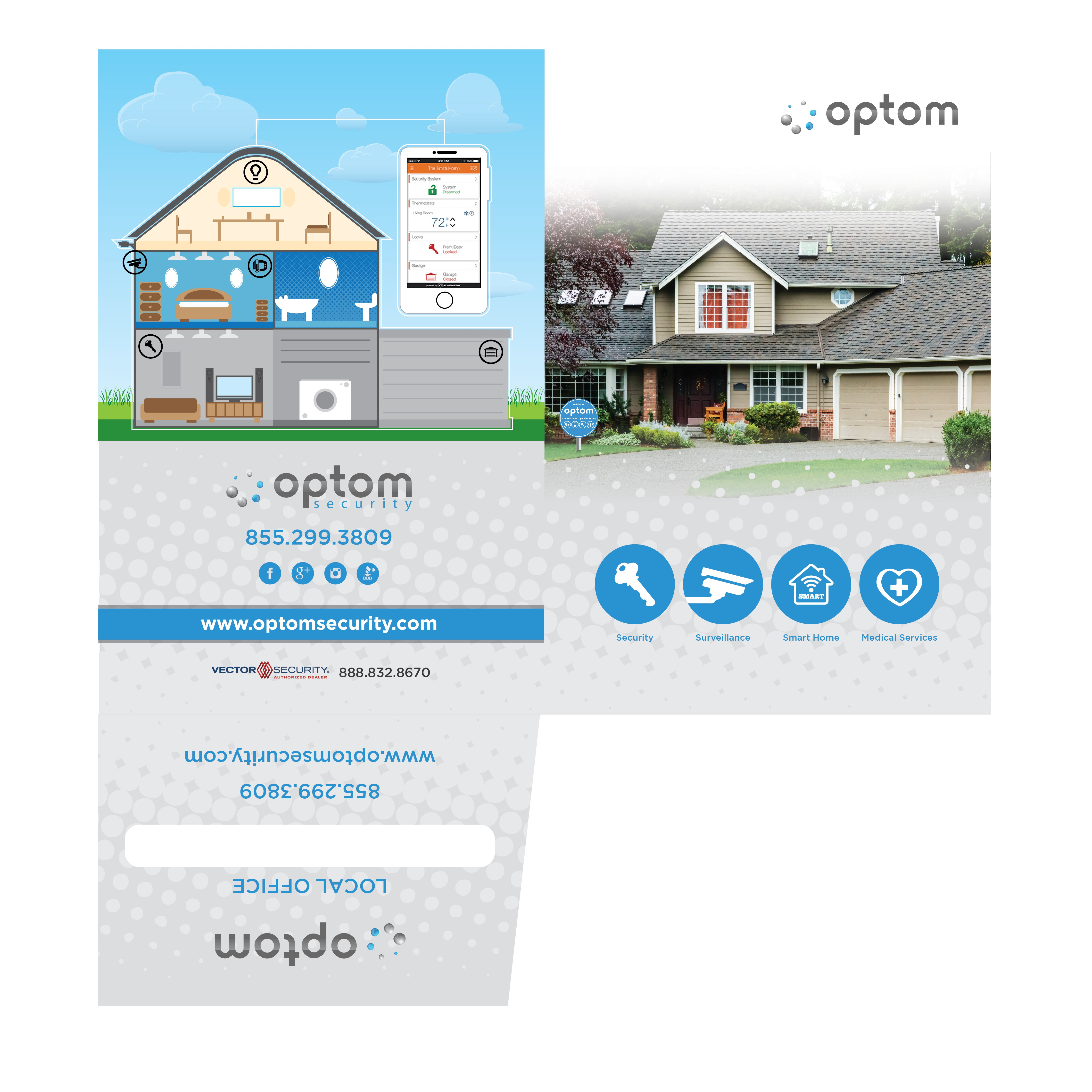 Brochure Revamp (design ideas attached)