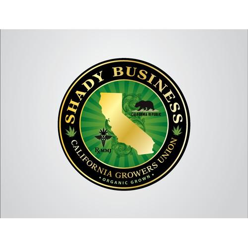 Shady Business needs a new logo