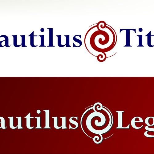"Professional & Contemporary ""Nautilus"" Logo"