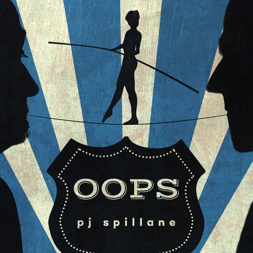 Book Cover for novel Oops by PJ Spillane