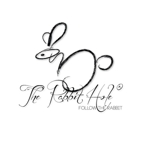 "**** LOGO & BIZ CARD DESIGN WANTED FOR ""THE RABBIT HOLE®"" ****"